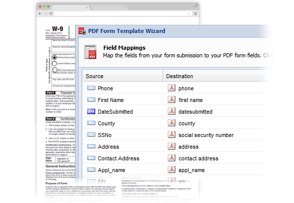 PDF Tools, PDF Forms and Dynamic Document Generation